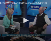 Channel 13 News Interview: Lake Hallie Hickory Classic