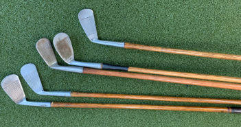 How Much Are Old Antique Wooden Hickory Clubs Worth?