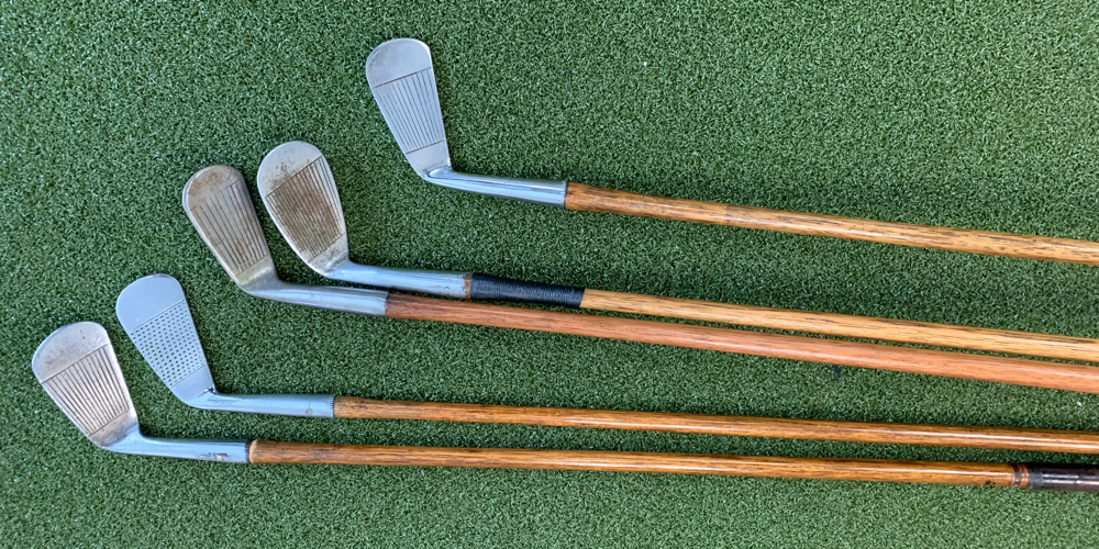 How Much Are Old Antique Wooden Hickory Clubs Worth